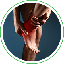 Heel Pain Treatment in the Chicago Heights, Olympia Fields, IL 60461 area