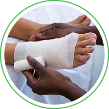 Wound Care, Non-Healing Wounds Treatment & Management in the Chicago Heights, Olympia Fields, IL 60461 area