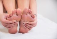 Four Exercises for the Feet